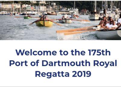 Dartmouth Regatta - D Day