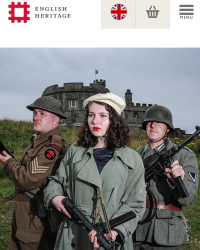 Falmouth in the Forties: A War Time Day Out