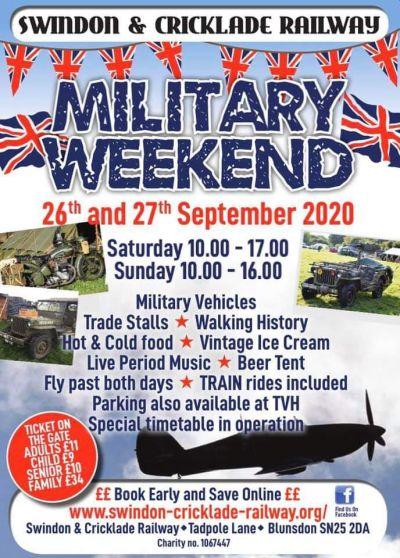 Swindon & Cricklade Military Weekend