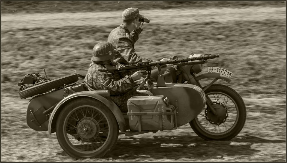 WWII Re-enactment South West